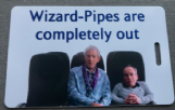 Wizard Pipes *LIMITED EDITION